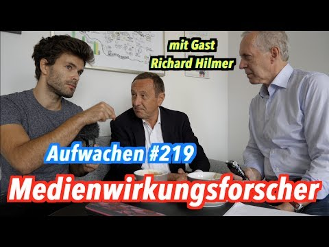 Aufwachen #219 mit Meinungsforscher Richard Hilmer (Ex-Chef von infratest dimap)