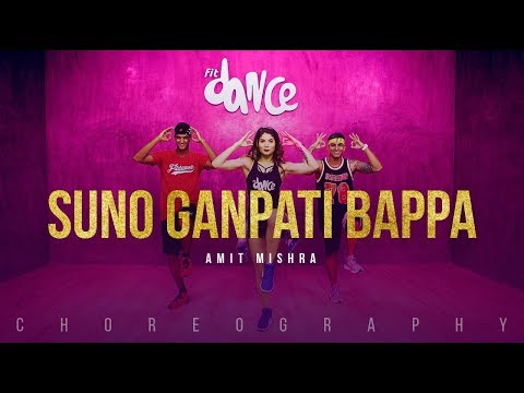 Suno Ganpati Bappa Morya | Judwaa 2 | Varun Dhawan | Jacqueline | Taapsee | Sajid-Wajid | FitDance