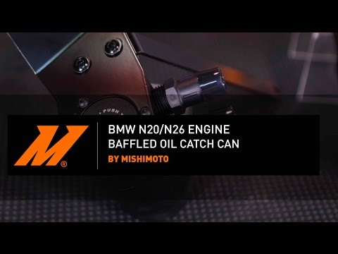Download Youtube: BMW N20/N26 Engine Baffled Oil Catch Can Installation Guide By Mishimoto