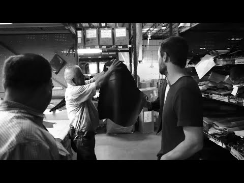 Eric Church -  Behind The Scenes at the Lucchese Factory