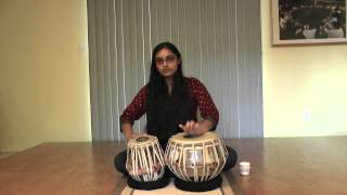 Female Tabla Player | Devyani Mishra | June Student of the Month