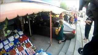 BMW Manava Girdi / Ankara Trafik Kazaları / Bölüm 4 Kamerama Takılan Kaza Görüntüleri