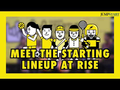 Meet the Startups from Taiwan Startup Stadium | RISE Hong Kong