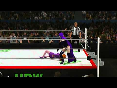 Raven vs. Daphne Blake, Extreme Rules (Request)