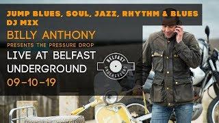 BILLY ANTHONY Live At Belfast Underground 09 10 19