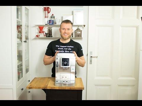 delonghi kaffeevollautomat ecam 23420 testbericht youtube. Black Bedroom Furniture Sets. Home Design Ideas