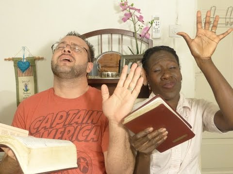 Growing Up Pentecostal :-) | Black and Natural in Jerusalem #99