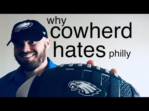 "Why Colin Cowherd Hates Philly | FS1 ""The Herd"" Host Blasts Philadelphia Eagles & Fans"