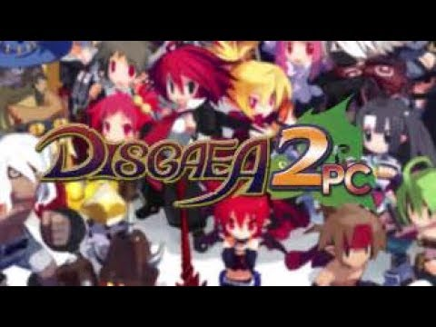 Let's Play Disgaea 2 PC, Episode 41, The Most Badass Freakin Book |
