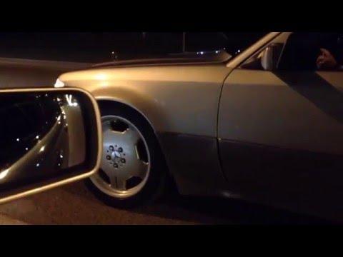 Mercedes w210 m113 5.0 VS w124 m119 5.0