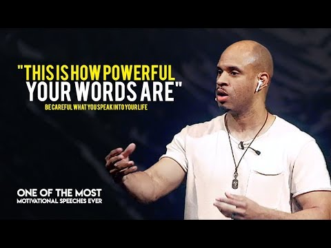 Donnie McClurkin - he Power Of Your Words - A Motivational Speech
