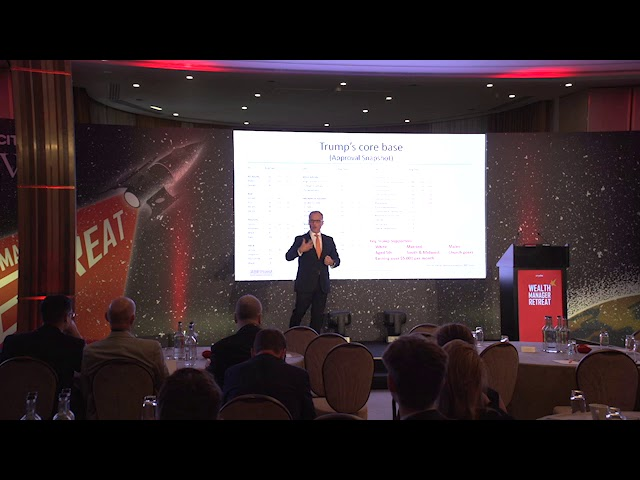 Keynote for Citywire at The Grove 4th October 2018