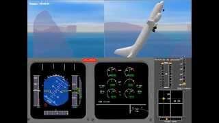 xl airways germany flug 888t