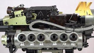 Junkers V12 fuel injection pump (JUMO 211)   4K
