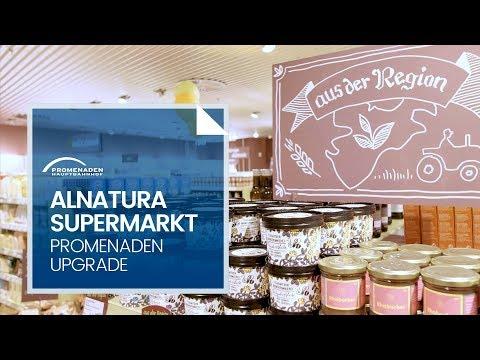 Neu in Leipzig: Alnatura Bio-Supermarkt