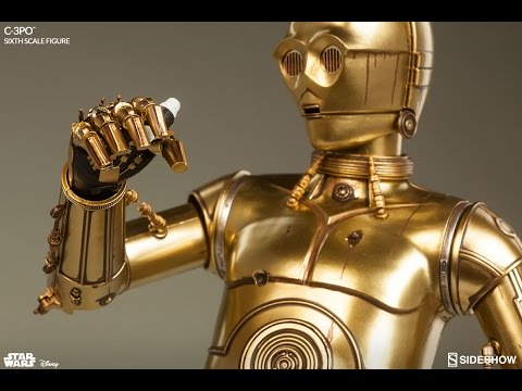 Sideshow Collectibles Sixth Scale C-3PO Figure Review