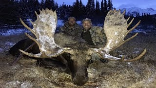 The Moose hunt - Awesome Hunting Adventure In British Columbia