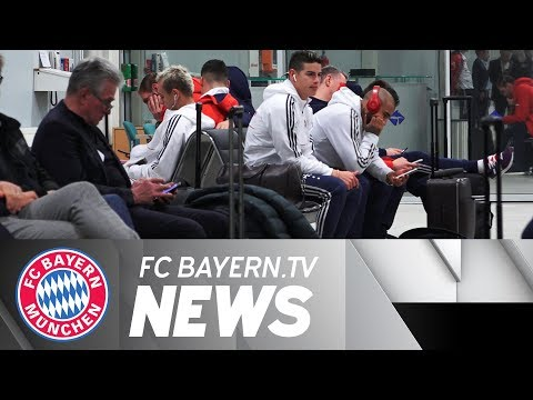 After defeat in Leipzig: 13 Bayern players on international duty