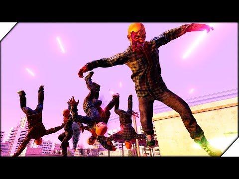 АРМИЯ ЗОМБИ ПРОТИВ ЧЕЛОВЕЧЕСТВА В Лас-Вегасе - Ultimate Epic Battle Simulator. РОБОТЫ ПРОТИВ ЗОМБИ.