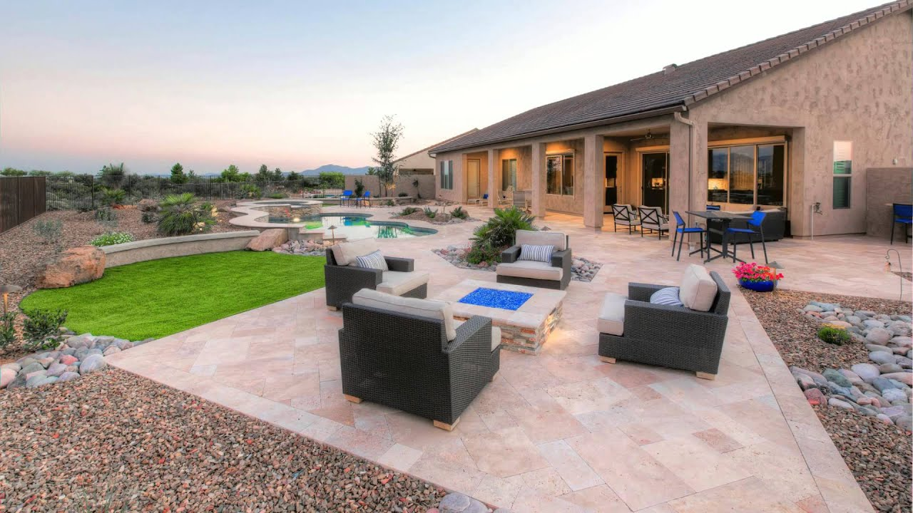 landscape design saddlebrooke ranch