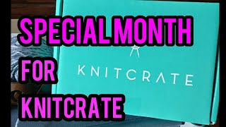 EXCITING DEAL - KNITCRATE AUGUST 2018