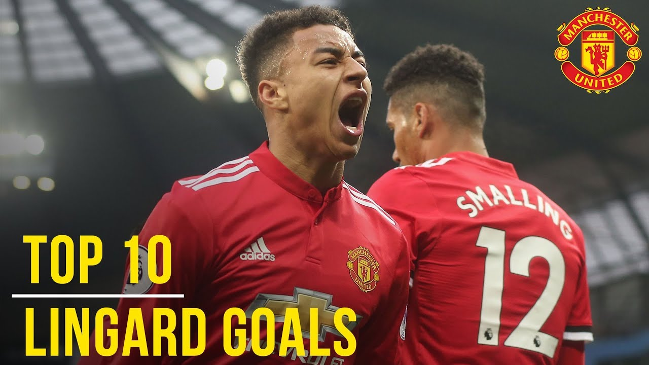 best sneakers 87bdc 67e12 Jesse Lingard's Top 10 Goals | Manchester United | England World Cup 2018  Squad