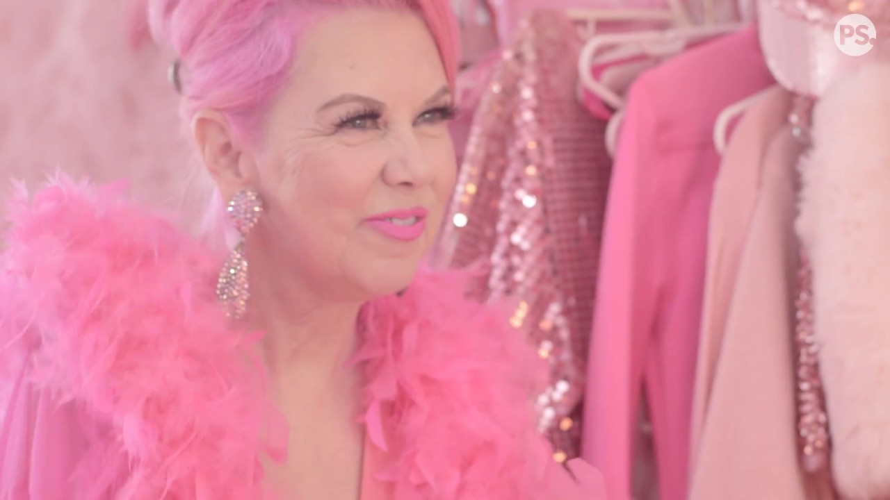 The Pink Lady of Hollywood - YouTube