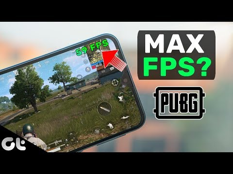 GET FPS Meter On PUBG Mobile For Any Android | LAG FREE Or NOT? | GT Gaming