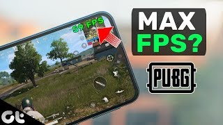 GET FPS Meter on PUBG Mobile for Any Android | LAG FREE or NOT?