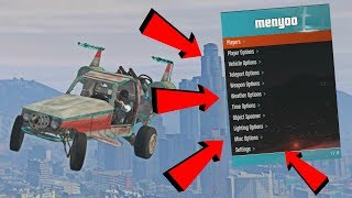 (2018 UPDATE) How To Install and Use GTA 5 PC Mod Menu + Download (Story Mode Only)