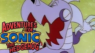 Adventures of Sonic the Hedgehog 151 - Prehistoric Sonic