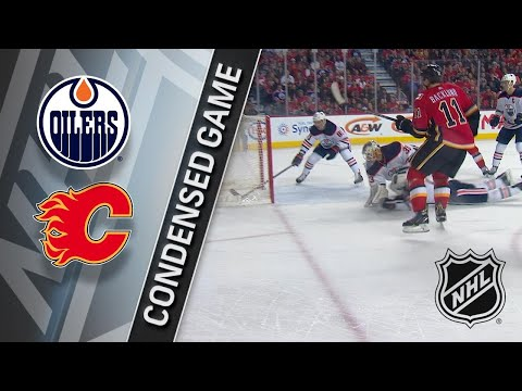 03/31/18 Condensed Game: Oilers @ Flames