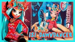 Isi Dawndancer - Monster High Brand Boo Students Review Revision en Español - thumbnail