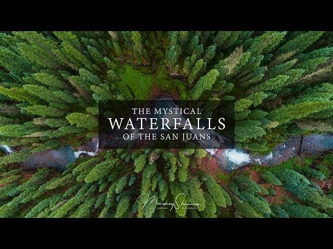 The Mystical Waterfalls of the San Juans 4K