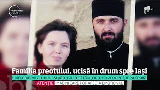 Cinci oameni au murit pe o şosea din Suceava! Familia unui preot a fost spulberată în drum spre C