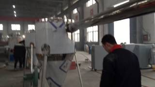 Malaysia Customer----pp Wpc Granulating Machine--pp Baby Diaper Mix With Wood Power Do Granulating