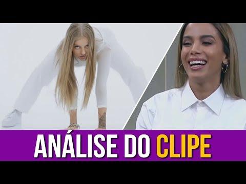 Anitta Analisa: luísa Sonza - Boa Menina