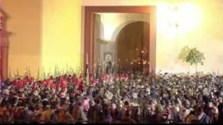 2008 - Lunes Santo. Cofradía Dolores del Puente. Stmo. Cristo del Perdón. Salida.