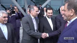 Կառավարությունն աշխատում է հայ-իրանական ազատ տնտեսական գոտու ստեղծման ուղղությամբ