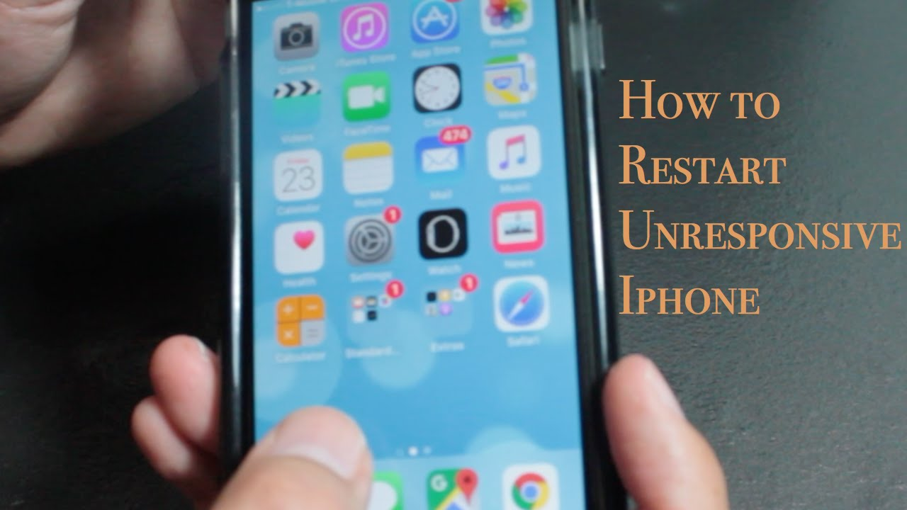 how do you restart an iphone how to reset iphone 6 if screen is frozen howsto co 8694