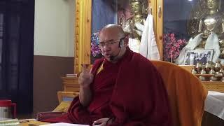 End Part42༼ནང་པའི་ལྟ་གྲུབ་འབྲིང་ཙམ་བཤད་པ།༽Intermediate Explanation Of Buddhist Philosophy