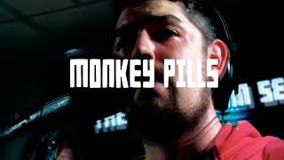 "Gambar cover Karma Vision - ""Monkey Pills"""