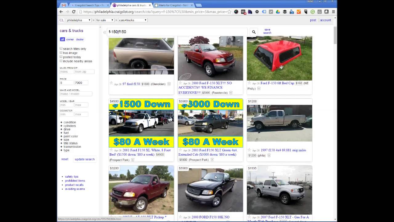 Top Craigslist Search Tips - Find Deals on CL