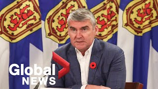Coronavirus: Nova Scotia introduces tighter restrictions as province reports 37 new cases | FULL