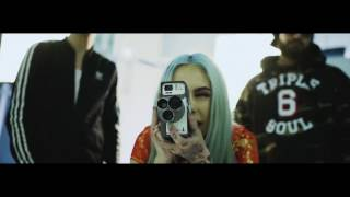 "LIL DEBBIE  feat. Moksi - ""PUSH"" - Official Video"