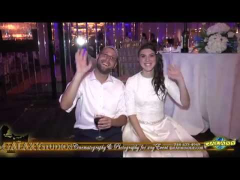 Ashkenazi Wedding, Kingsway Jewish Center, Brooklyn, NY