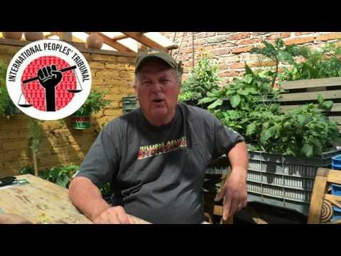 Support the Monsanto Tribunal: A Message from OCA's International Director Ronnie Cummins