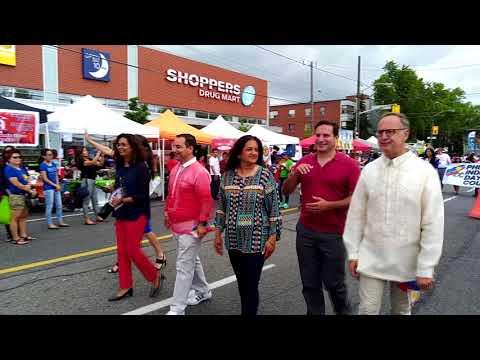 TASTE OF MANILA TORONTO PARADE 2017