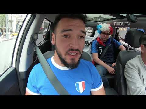 World Cup Driver - FRANCE!