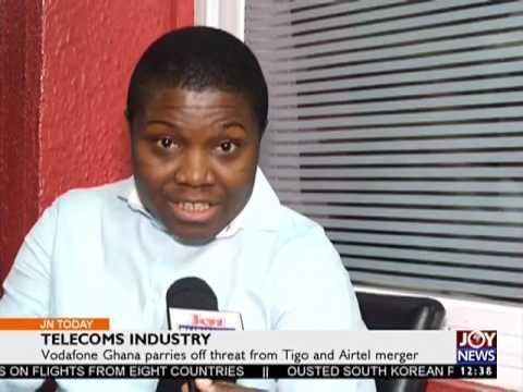 Telecom Industry - Joy Business Today on Joy News  (21-3-17)